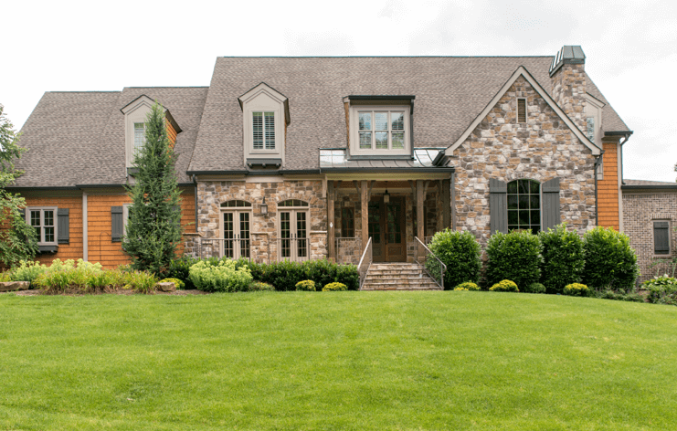 How to Pair Paint Colors and Stone Veneer